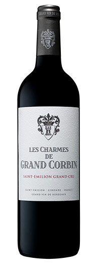 Château Grand-Corbin, second vin